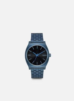 Nixon - Time Teller, All Blue/Black Sunray