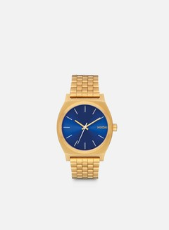 Nixon - Time Teller, All Gold/Blue Sunray