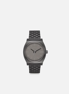 Nixon - Time Teller, All Gunmetal/Gray