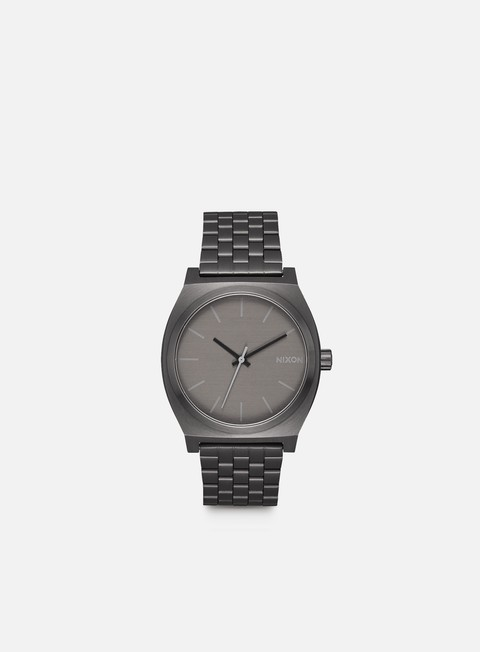 accessori nixon time teller all gunmetal gray
