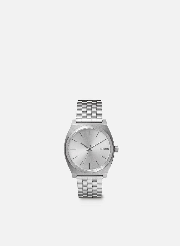 Nixon - Time Teller, All Silver
