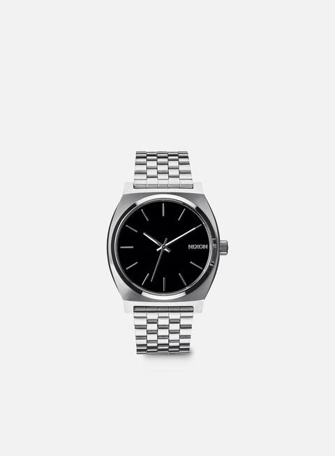 accessori nixon time teller black