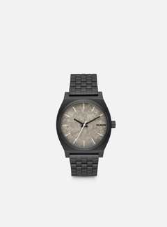 Nixon - Time Teller, Black/Concrete