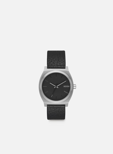 accessori nixon time teller black gunmetal black