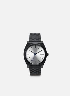 Nixon - Time Teller, Black/Silver 1