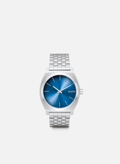 accessori nixon time teller blue float