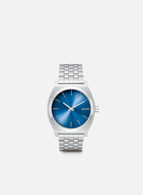 Nixon - Time Teller, Blue/Float
