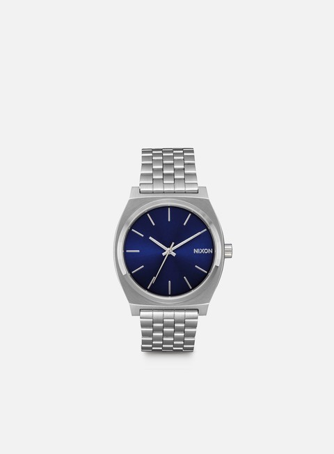 accessori nixon time teller blue sunray