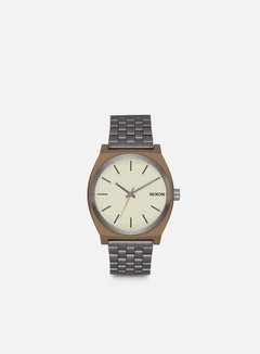 Nixon - Time Teller, Bronze/Gunmetal