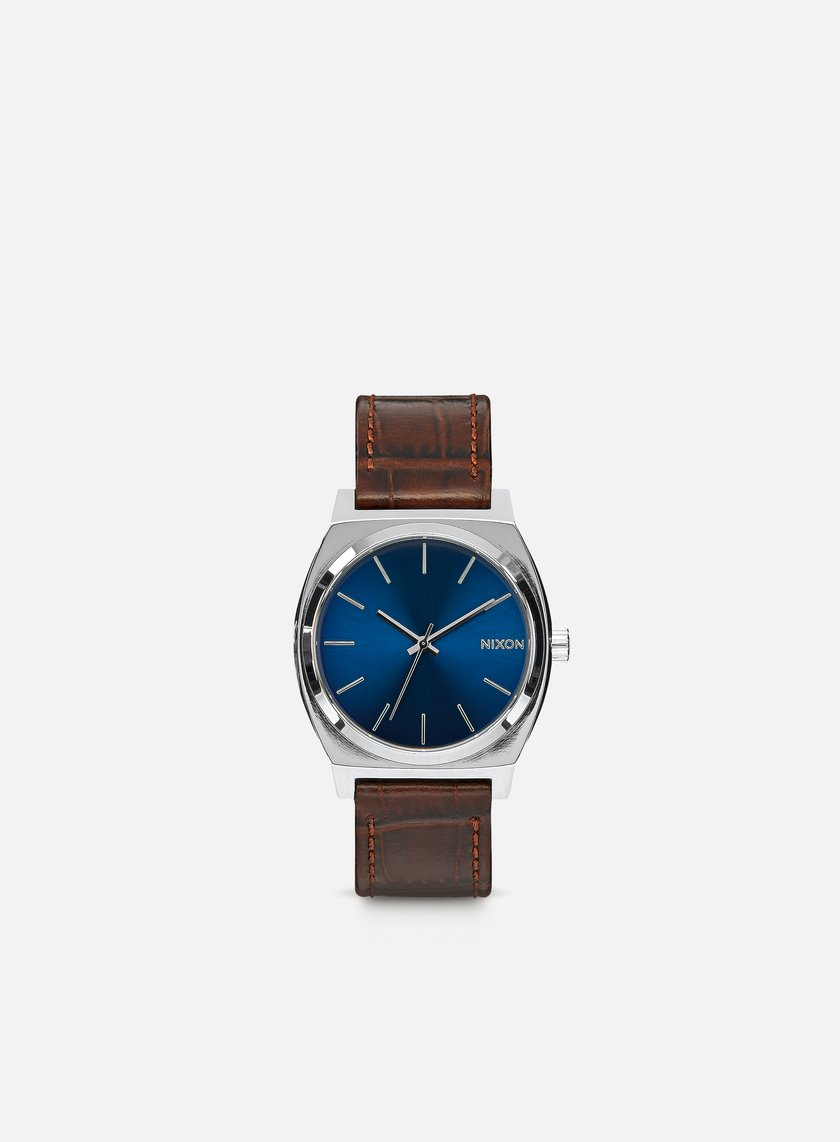 Nixon - Time Teller, Brown Gator