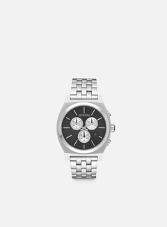 Nixon - Time Teller Chrono, Black Sunray