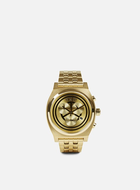 accessori nixon time teller chrono star wars c 3po gold