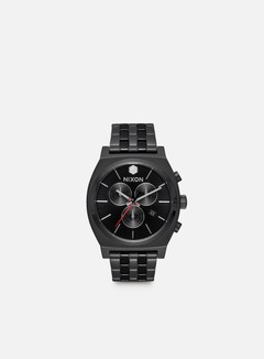 Nixon - Time Teller Chrono Star Wars, Kylo Black 1