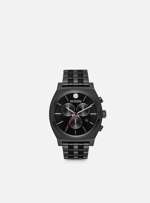 accessori nixon time teller chrono star wars kylo black