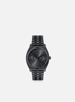Nixon - Time Teller Deluxe, All Black 1
