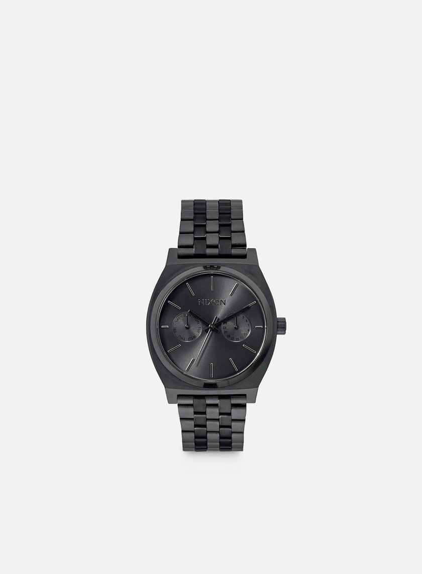 Nixon - Time Teller Deluxe, All Black