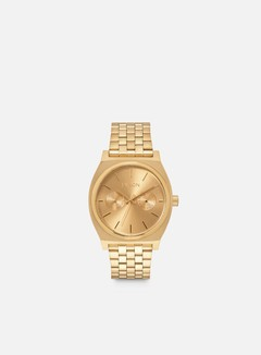 Nixon - Time Teller Deluxe, All Gold 1
