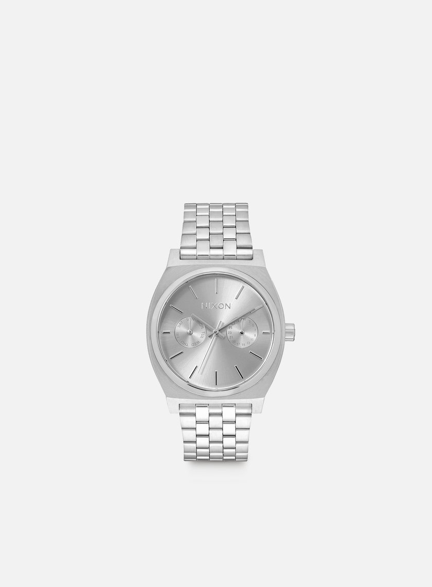 Nixon - Time Teller Deluxe, All Silver