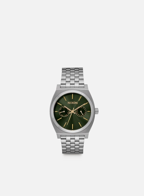 Watches Nixon Time Teller Deluxe