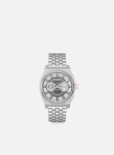 accessori nixon time teller deluxe star wars phasma silver
