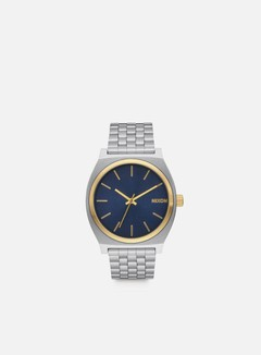 Nixon - Time Teller, Gold/Blue Sunray 1