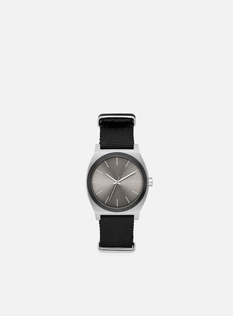 accessori nixon time teller gunmetal sunray black