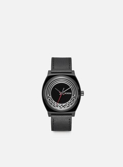 Nixon - Time Teller Leather Star Wars, Kylo Black 1