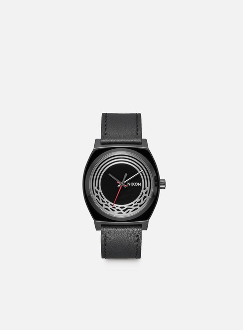 accessori nixon time teller leather star wars kylo black