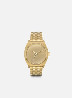 Nixon - Time Teller, Light Gold/Mirror