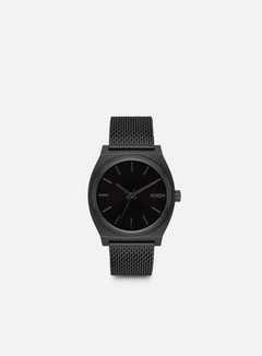 Nixon - Time Teller Milanese, All Black