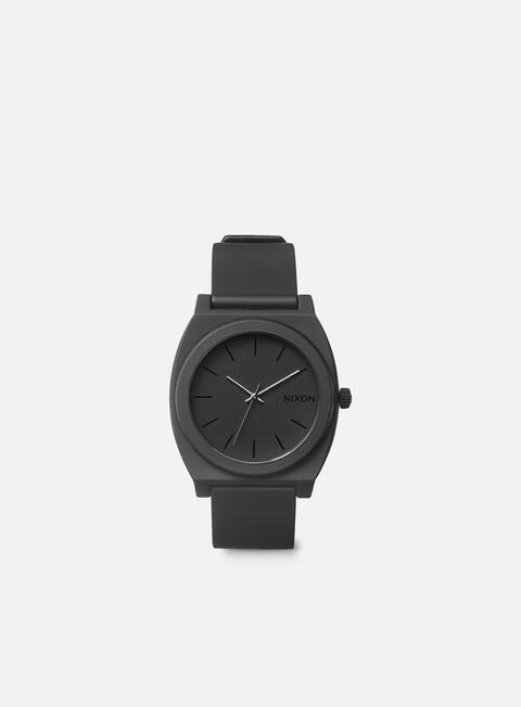 accessori nixon time teller p matte black