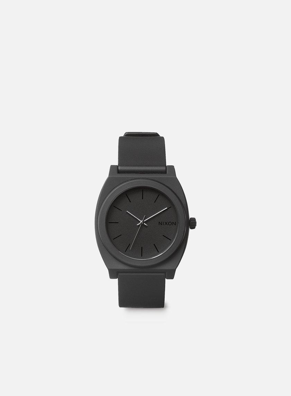 Nixon - Time Teller P, Matte Black