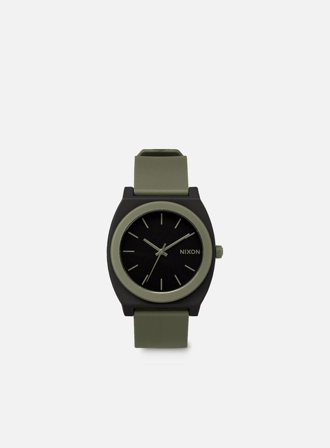 accessori nixon time teller p matte black surplus