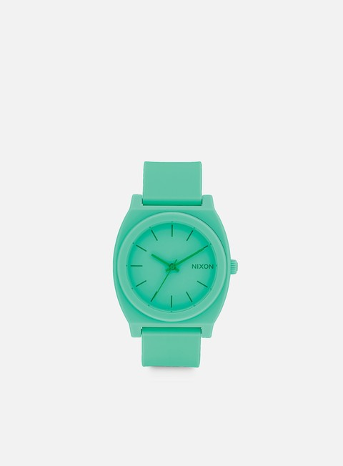 accessori nixon time teller p matte spearmint