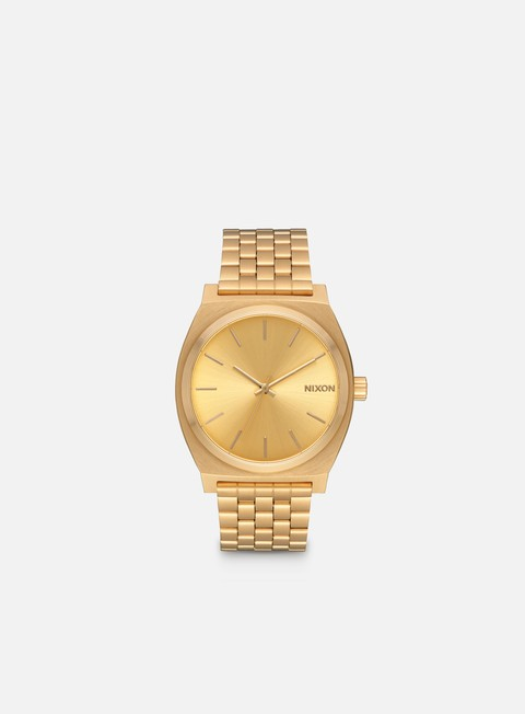 accessori nixon time teller pack all gold black