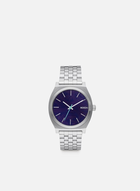 accessori nixon time teller purple
