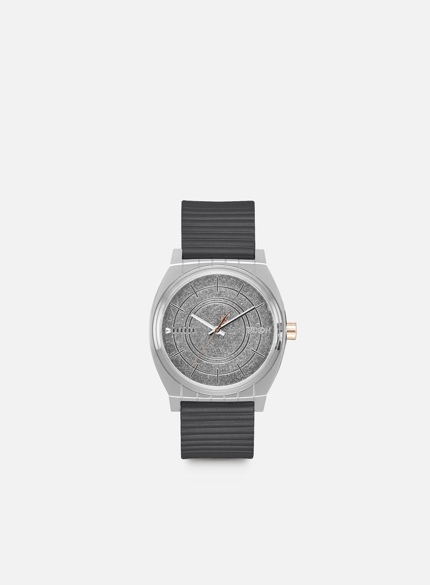 Nixon - Time Teller Silicone Star Wars, Phasma Black