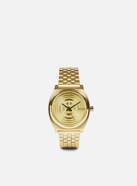 accessori nixon time teller star wars c 3po gold