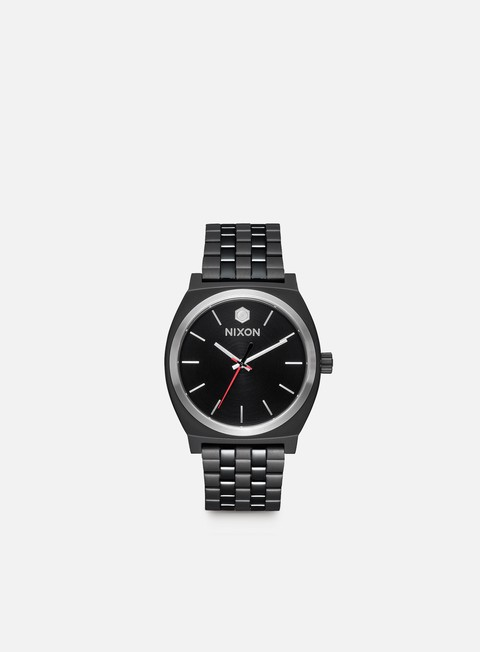 accessori nixon time teller star wars kylo black