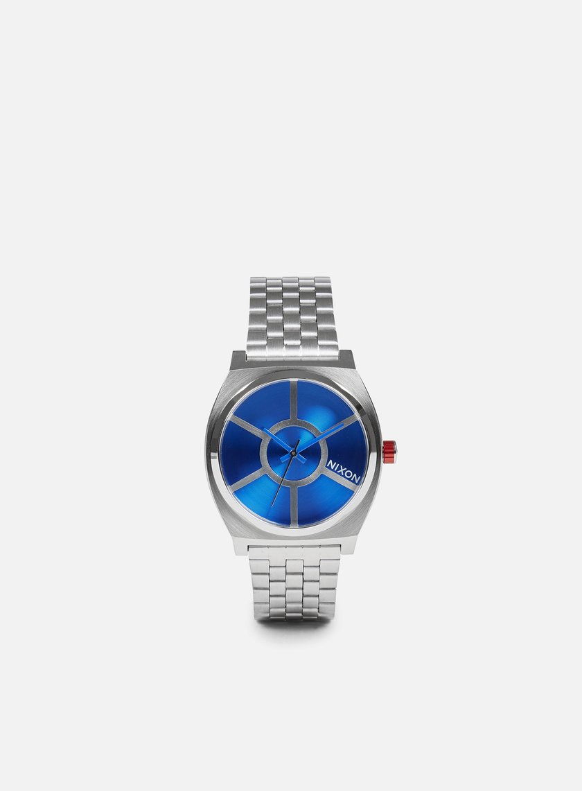 Nixon - Time Teller Star Wars, R2D2 Blue