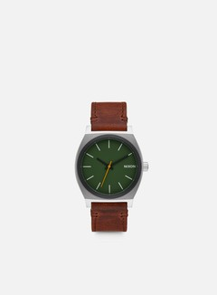 Nixon - Time Teller, Surplus/Brown