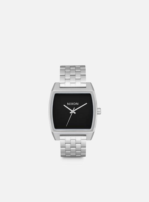 accessori nixon time tracker black