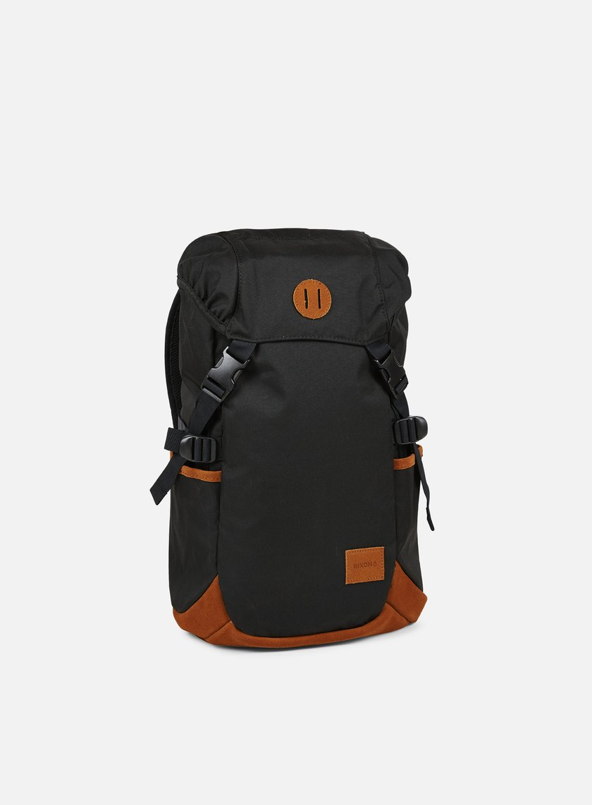Nixon - Trail Backpack, Black