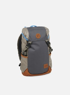 Nixon - Trail Backpack, Dark Grey/Falcon