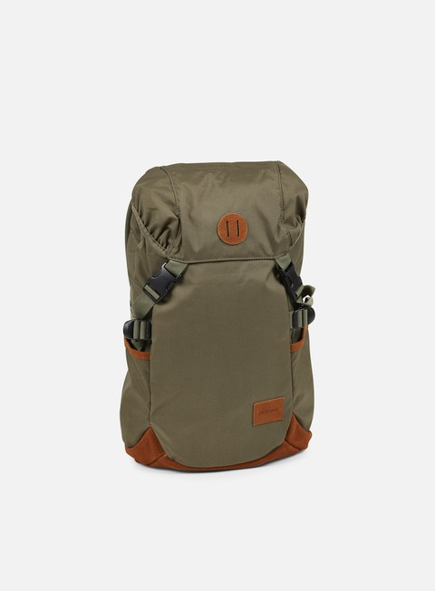accessori nixon trail backpack olive