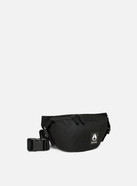 accessori nixon trestles hip pack all black