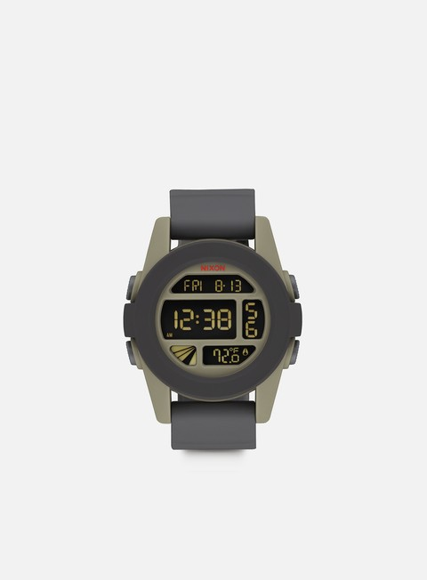 accessori nixon unit sage gunmetal