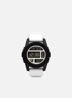 Nixon - Unit, White/Black
