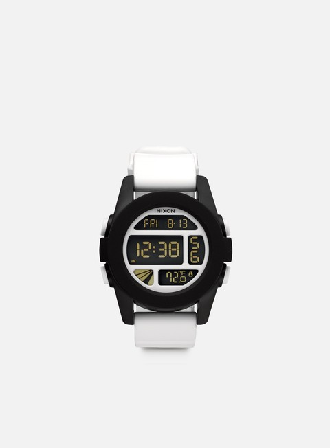 accessori nixon unit white black