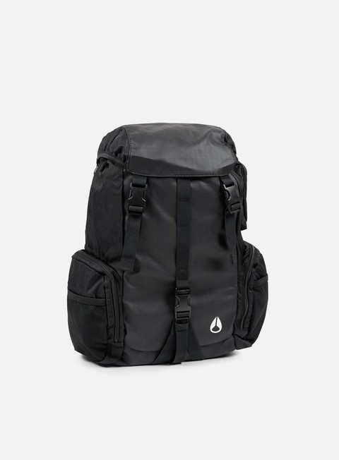 accessori nixon waterlock backpack black